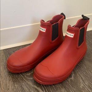 Men's Hunter Ankle Rain Boots